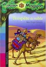 La Cabane Magique - Tempête de sable by Mary Pope Osborne