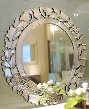 "ABLAZE ART DECORATIVE ROUND WALL MIRROR ""NEW"""