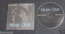 PETER GABRIEL/BOWERS & WILKINS 'MUSIC CLUB' 2008 PROMO CD—SEALED