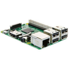 Rasberry Pi 3 Model B Mother Board Wireless Lan 1.2GHz Quad Core 64Bit 1GB RAM
