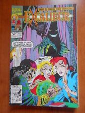 EXCALIBUR #44 Marvel Comics  [SA42]