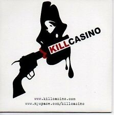 (N373) Kill Casino, Stolen Eyes - DJ CD