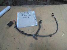 FIAT 1.9 8 VALVE DIESEL RADIATOR COOLANT FAN WIRING LOOM FROM MULTIPLA 2004
