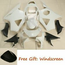 Unpainted ABS Injection Bodywork Fairings Kit For Honda CBR954RR 954 2002-2003