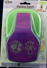 NEW MCGILL CRAFT PUNCH MONKEY ASSEMBLE SHAPES 92024 DIMENSIONAL