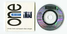 Bee Gees 3-INCH-cd-maxi ONE twelve inch dance version +2 © 1989 - # 921 246-2