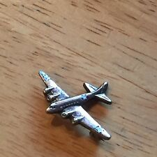 "WWII US Army Air Force 1"" Bomber Plane Pin"