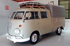 LGB 1:24 Scala VW T1 Schermo Diviso Cassonato & Cremagliera Modellino Van 1962