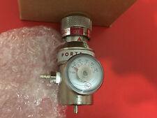 Portagas REG-0.1 Calibration Gas Regulator, Fixed 0.1L/min Flow Rate