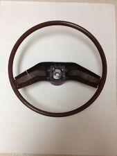 1978 Mercury Grand Marquis steering wheel