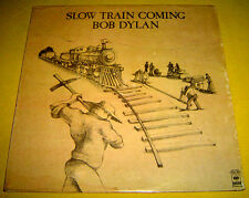 PHILIPPINES:BOB DYLAN - Slow Train Coming LP, Very Good,RARE!!! OOP,VHTF