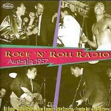 Rock 'n' Roll Radio Australia 1957 CD 1950s Gene Vincent Bill Haley + NEW sealed