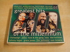 3-CD BOX / GREATEST HITS OF THE MILLENNIUM 80's VOL.1