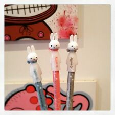 1 x Kawaii Miffy HB Pencil Pen with Led Refill Pack Stationery AnimeDrawing Japa