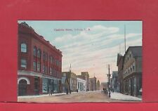Sydney NS Cape Breton 2x Halifax DLO oval & circle 1910 Dead Letter Office pc