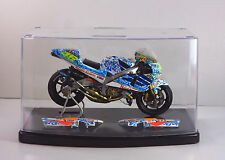 1:12 Motorcycle Model display case for Minichamp  Autoart tamiya    **Only case