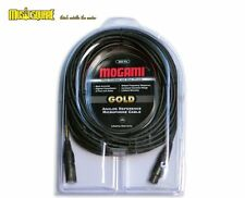 Mogami Gold Studio 50 FT XLR Quad Conductor Mic Cable Free Shipping!!