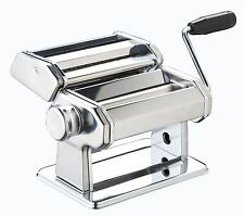 Quality Stainless Steel Pasta Lasagne Spaghetti Tagliatelle Maker Machine Cutter