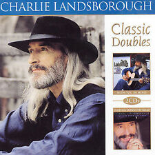 With You in Mind & Further Down the Road by Charlie Landsborough Minty CD
