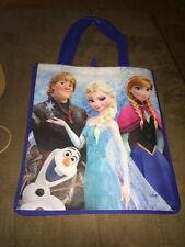 Disney Frozen Reusable olaf anna elsa gift Tote Bag Trick or Treat Halloween