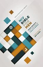 Niv Devotional Bible for Men : Fresh Insights for Thriving in Today's World...