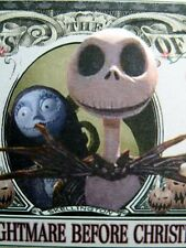 Nightmare before Christmas FREE SHIPPING! Million-dollar novelty bill