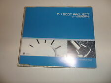 CD  DJ Scot Project - '0' (Overdrive)