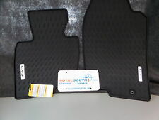 Mazda CX-9 FRONT All Weather Floor Mats OE OEM 0000-8B-N34