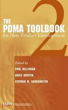 The PDMA ToolBook 2 for New Product Development-ExLibrary