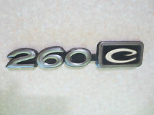 Original Nissan Cedric 260C car badge - Datsun