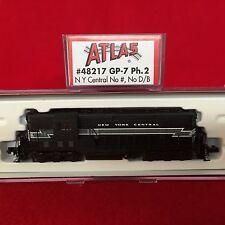 48217 Atlas N Scale GP-7New York Central Engine NIB