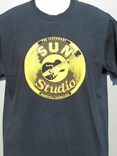 The Legendary Sun Record Studio Memphis Tennessee Music Graphic Print T Shirt M