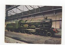 Railway, Locomotive 4073 Caerphilly Castle Old Postcard, A480