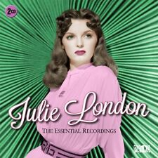 Julie London ESSENTIAL RECORDINGS Best Of 40 Songs NEW SEALED 2 CD