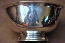 GORHAM Sterling Silver Large Paul Revere Reproduction Bowl
