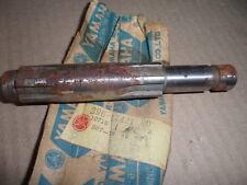 NOS Yamaha Drive Axle 1972 U7E 296-17421-00