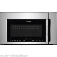"""Frigidaire PROFESSIONAL 30"""" Convection Stainless Microwave 1.8  CuFt FPBM3077RF"""