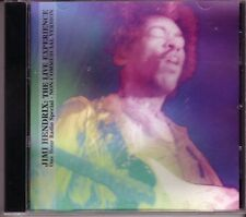 "JIMI HENRIX ""The Live Experience""  8 Track CD RARE Radio Special"