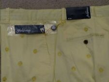 $85 JACK NICKLAUS GOLDEN BEAR PAW SHORTS - 38 - NEWwTAGS - FREE SHIPPING