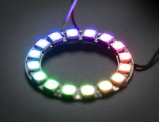 Adafruit NeoPixel Ring 16 x WS2812 5050 RGB LED Halo with Integrated Drivers