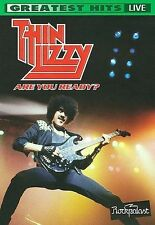 Are You Ready? by Thin Lizzy (DVD, Nov-2009, Eagle Rock (USA))