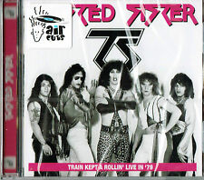 TWISTED SISTER - Train kept a rollin' Live in 79 (New & sealed)