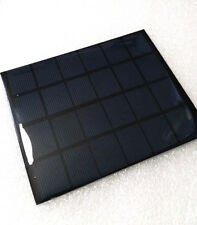 1PC 2W 6V 330mA Mini Solar Panel Module Solar System Epoxy Cell Charger DIY
