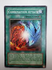Yugioh Combination Attack Card DR1-EN085 (Spell Card)