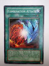 Yugioh Combination Attack Card DR1-EN085 (Spell Card)