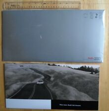AUDI A4 Avant large mailer brochure in original envelope