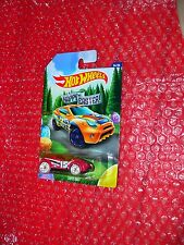 2015 Hot Wheels Happy Easter Super Gnat #4 CFT96-0910 silver trim on spokes