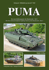 TANKOGRAD 5061 PUMA THE NEW ARMOURED INFANTRY FIGHTING VEHICLE OF THE BUNDESWEHR