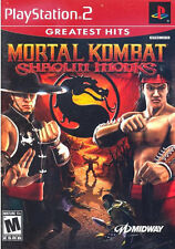 Mortal Kombat: Shaolin Monks PS2 New