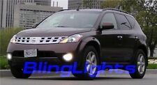 Xenon Fog Lamps Driving Lights Kit for 2003-2007 Nissan Murano z50